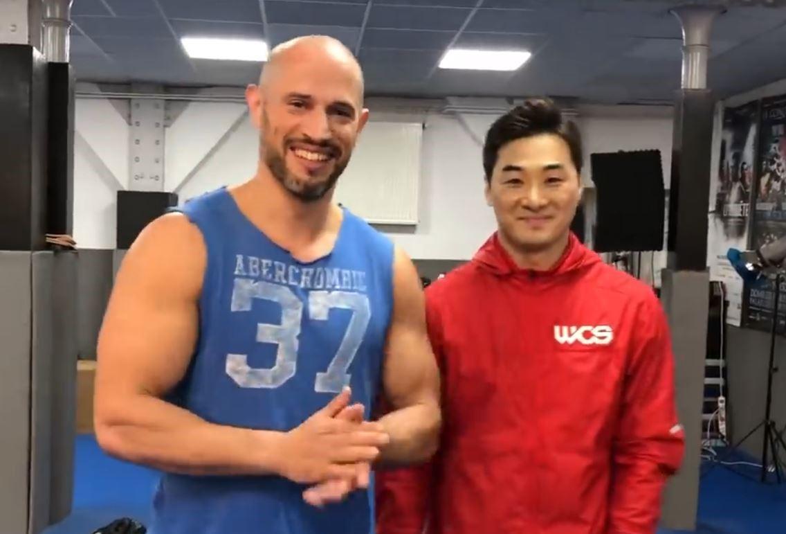 GregMMA défie DK Yoo avant le Festival des arts martiaux